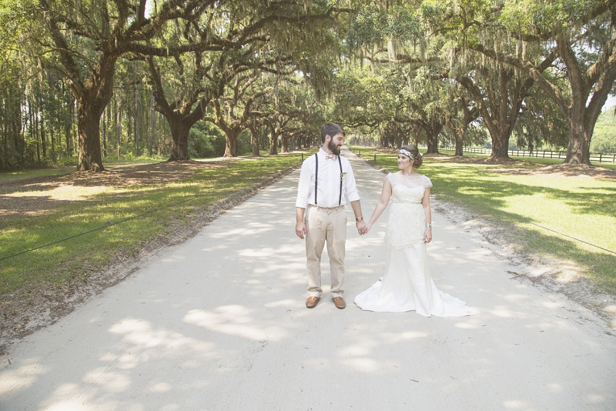 scarlet plan & design boone hall plantation wedding