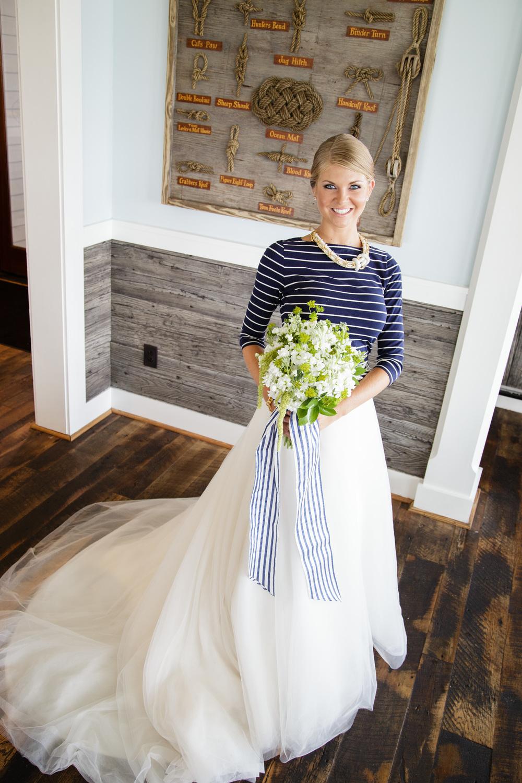 Navy & Citron Nautical Wedding Inspired Editorial Shoot at ...