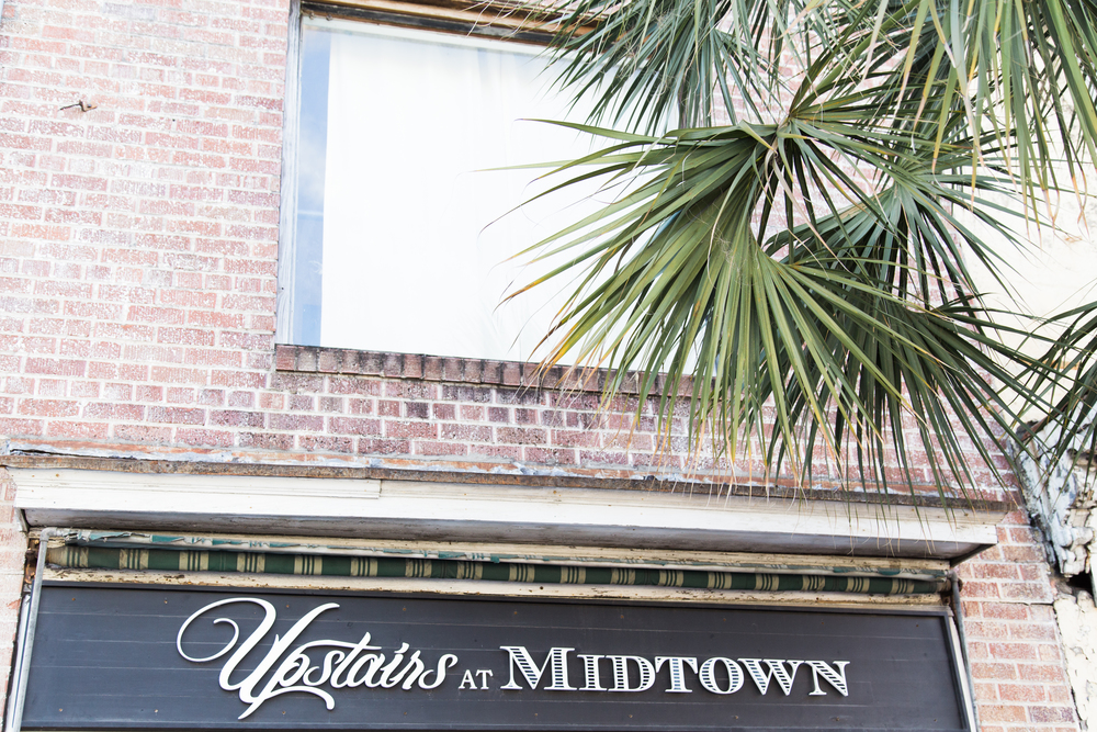 Foraged Fairytale Wedding at Upstairs at Midtown on the Scarlet Wedding Tour Charleston, SC