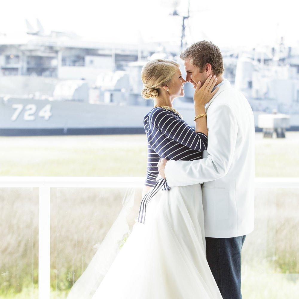 Kristen & Ben - CHARLESTON harbor resort