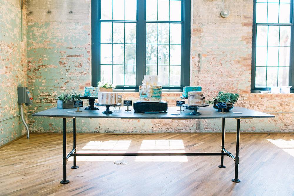 modern, industrial, mixed metals wedding at cedar room in charleston by scarlet plan & design (395).jpg