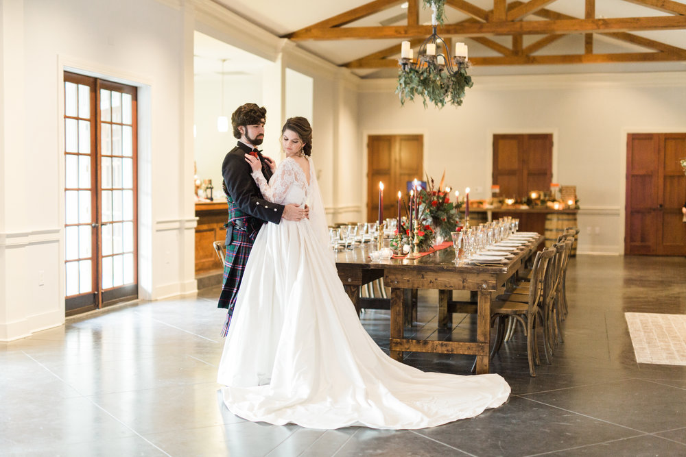 Coleman Hall & chapel Charleston Rustic Scottish Hunting Lodge Wedding - Charleston, Atlanta, Greenville Wedding Planners (96).jpg