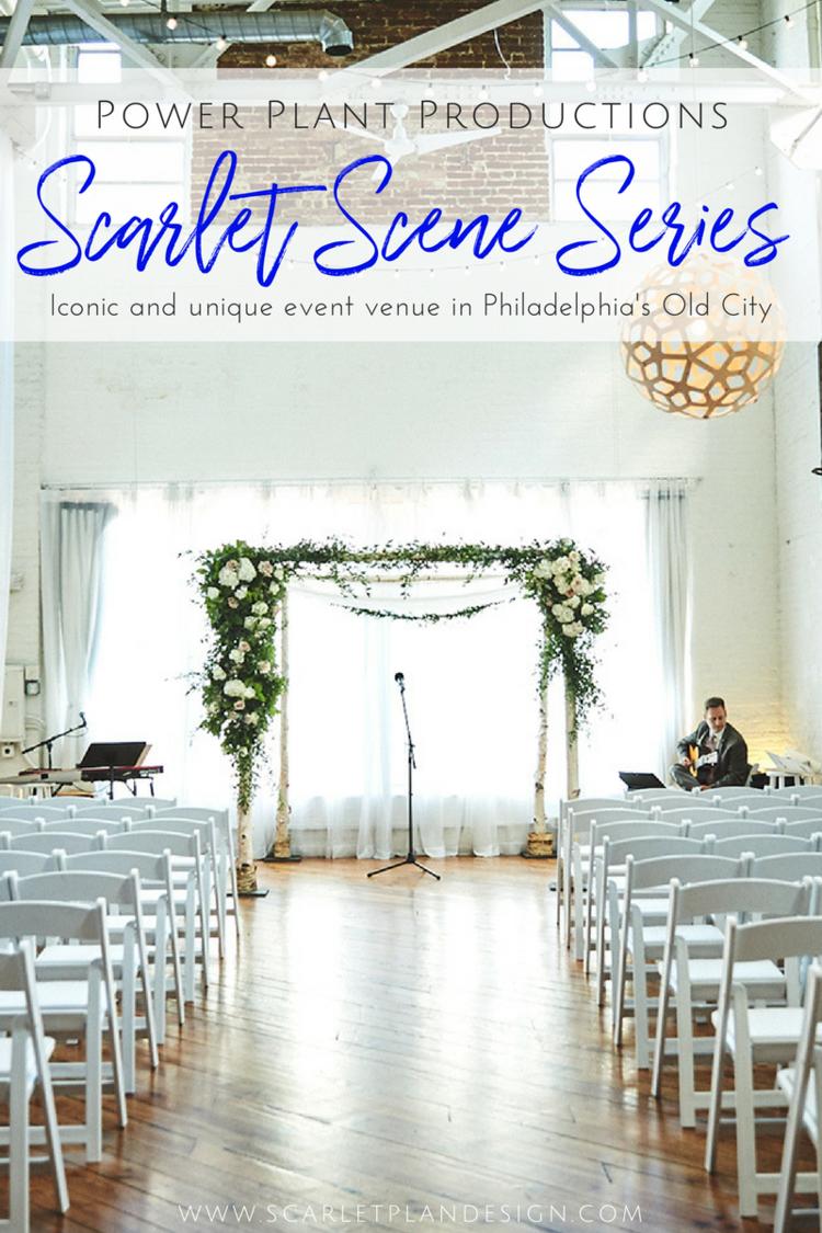 Scarlet Scene Series: Power Plant Productions, a Unique, Urban ...