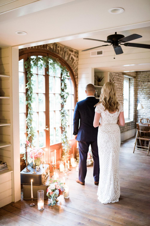 charleston elopement planners, scarlet plan & design, coral, tangerine, hot pink, peach intimate wedding (37).jpg