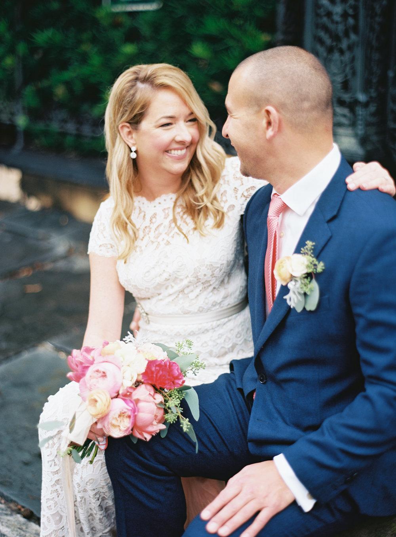 charleston elopement planners, scarlet plan & design, coral, tangerine, hot pink, peach intimate wedding (24).jpg