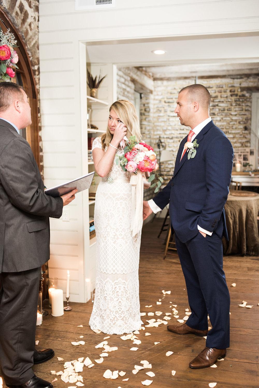 charleston elopement planners, scarlet plan & design, coral, tangerine, hot pink, peach intimate wedding (61).jpg