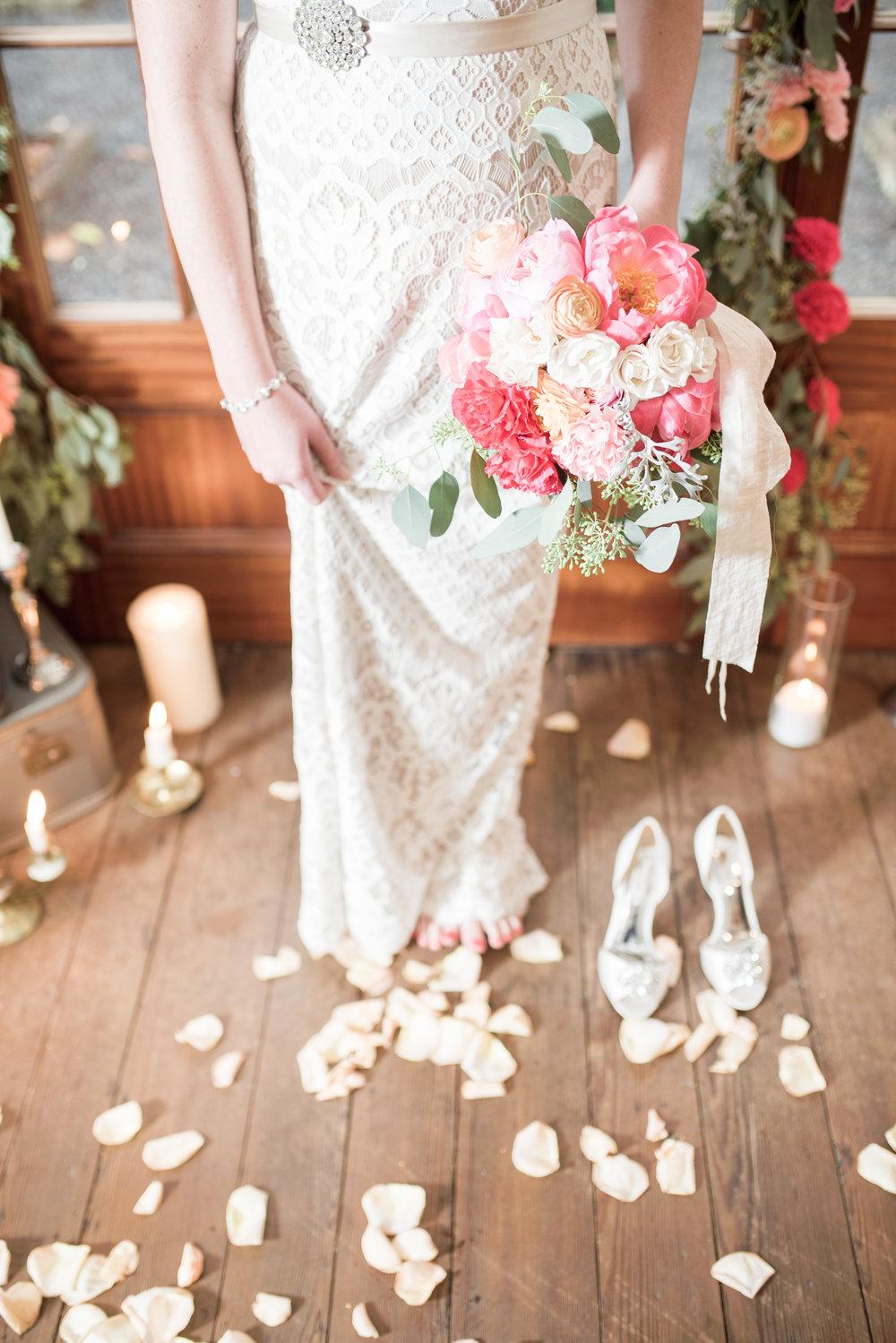 charleston elopement planners, scarlet plan & design, coral, tangerine, hot pink, peach intimate wedding (57).jpg