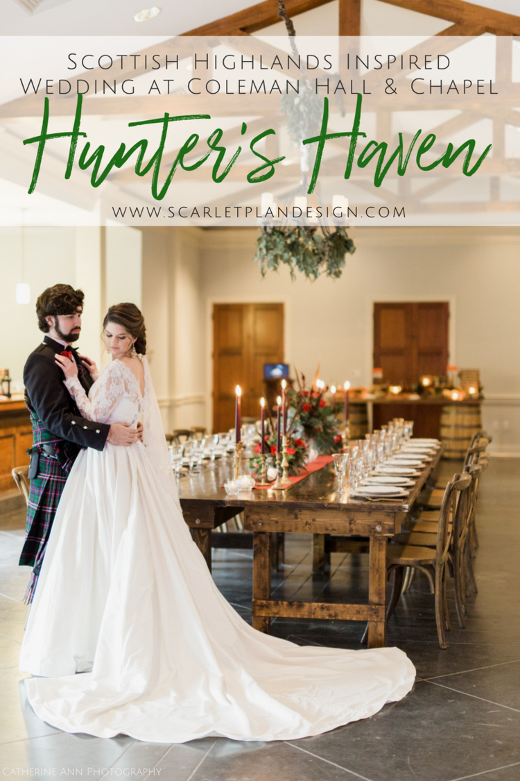 Hunters Haven A Luxury Scottish Hunting Lodge Wedding At Coleman - Luxury christmas card templates for photographers 2014 scheme