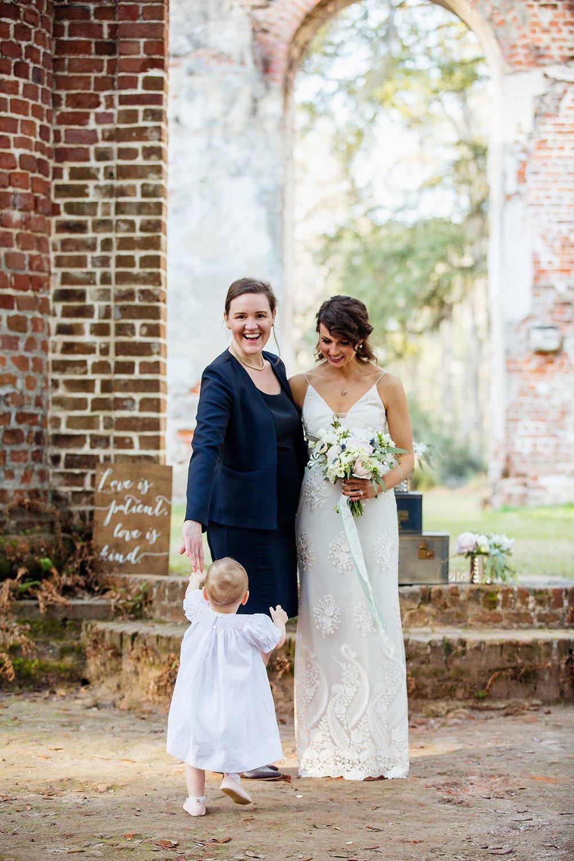 Old Sheldon Church Ruins Beaufort, South Carolina - Elopement Wedding - Scarlet Plan & Design (220).jpg