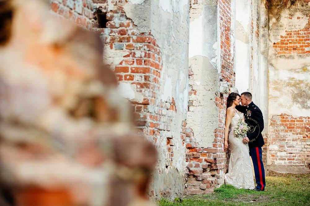 Old Sheldon Church Ruins Beaufort, South Carolina - Elopement Wedding - Scarlet Plan & Design (254).jpg