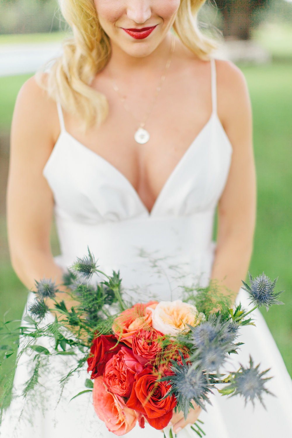 red, white and blue all-american military wedding inspiration in charleston at wingate plantation by scarlet plan _ design for revolution wedding tours (129).jpg