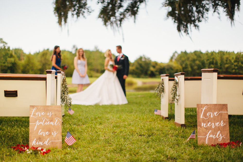 red, white and blue all-american military wedding inspiration in charleston at wingate plantation by scarlet plan _ design for revolution wedding tours (216).jpg