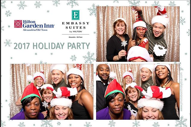 Who says the holidays are over? We're still celebrating! #eventsbybse #photobooth