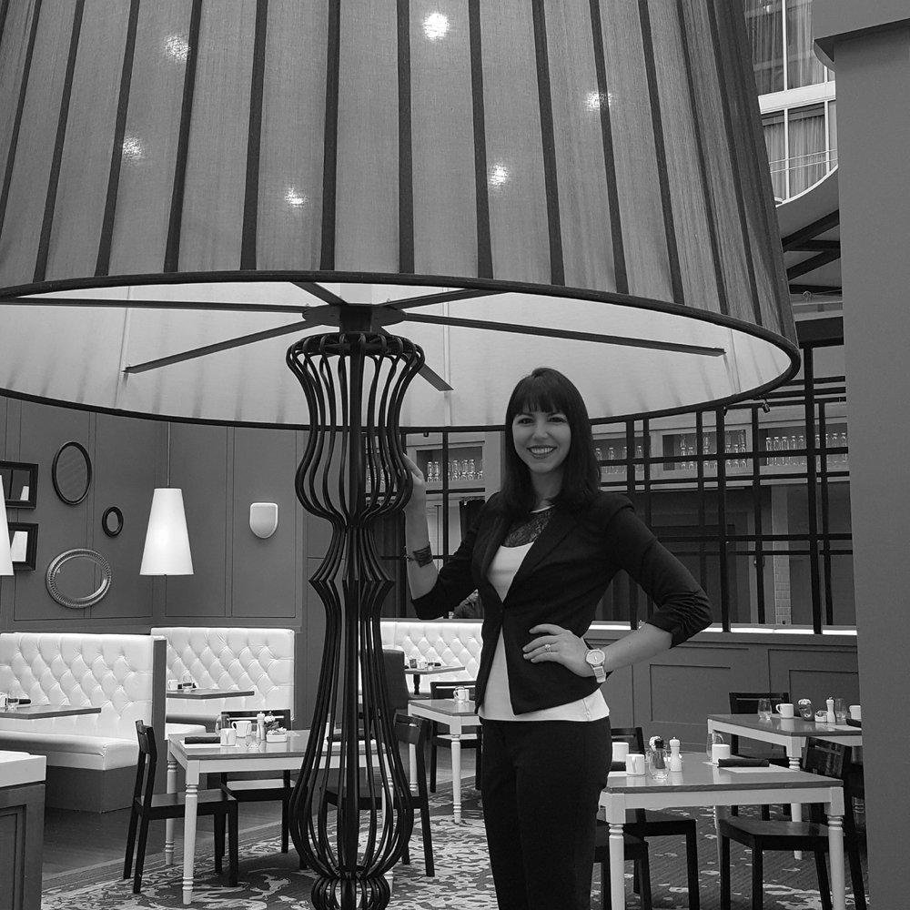 Angie Reinholz -  Event & Visual Merchandiser