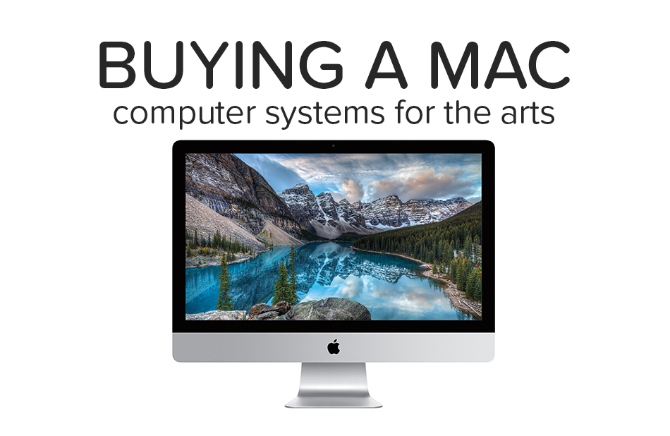 Buying a Mac | nickdjeremiah.com