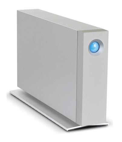 LaCie d2 Thunderbolt | nickdjeremiah.com