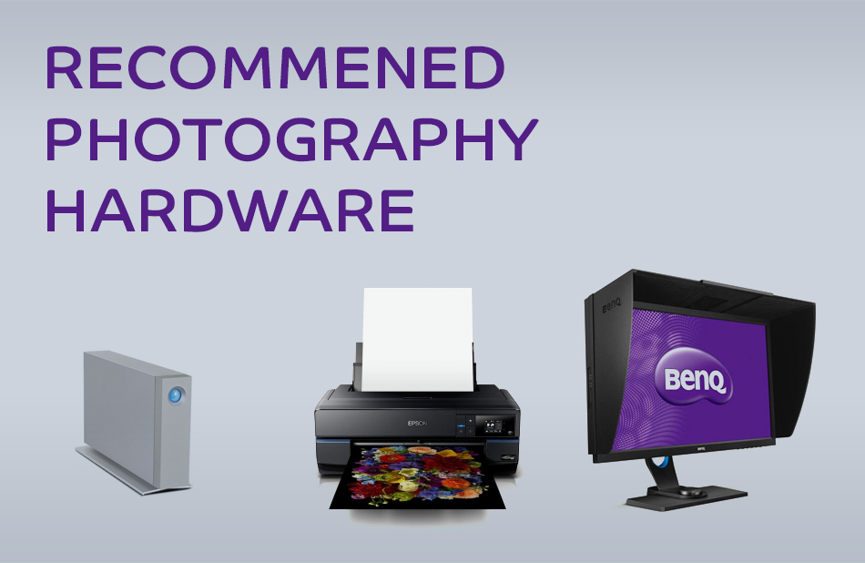 Recommended Hardware | nickdjeremiah.com