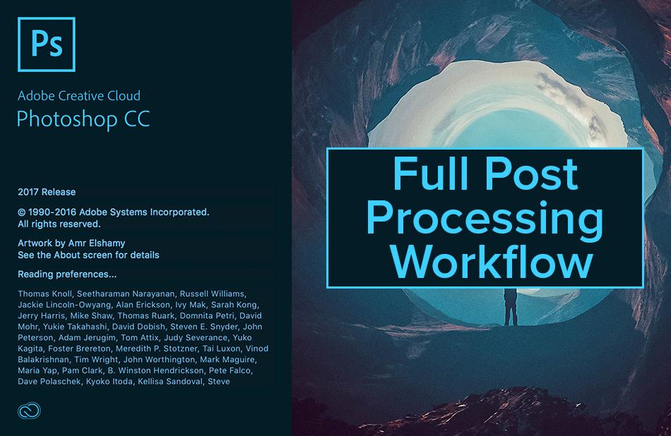 Post Production Workflow   nickdjeremiah.com