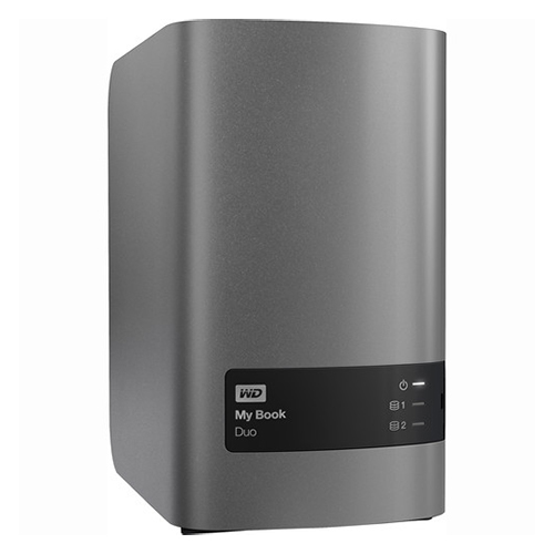 Western Digital MyBook Duo - • 4TB - 16TB Capacities• USB 3.0• RAID Configurable• Removable Hard DrivesThis is a great option for budget backup. When the hard drives inside get full, you can remove them, keep them safe somewhere and put new hard drive in. For more info about this, ask about it in the aforementioned Facebook group. Higher capacities available.