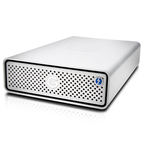 G-Technology G-Drive - • 4TB - 10TB• 7200RPM Hard Drive• Thunderbolt 3• USB 3.1 Type CReliable Professional Solution