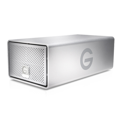 G-Technology G-RAID - • 4TB - 12TB•7200RPM Hard Drive•USB-3.0 Type B•eSATA•Removable Hard DrivesReliable Professional Solution