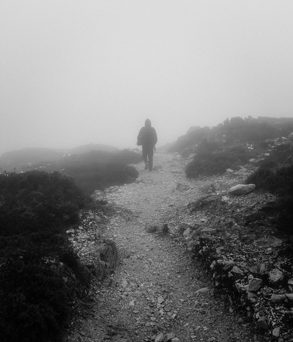 Walk Quietly 2 | nickdjeremiah.com