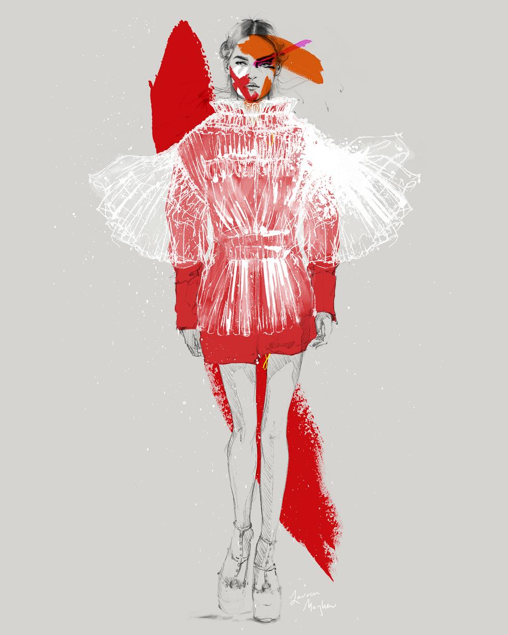 Maison Margiela Fall '16 Couture