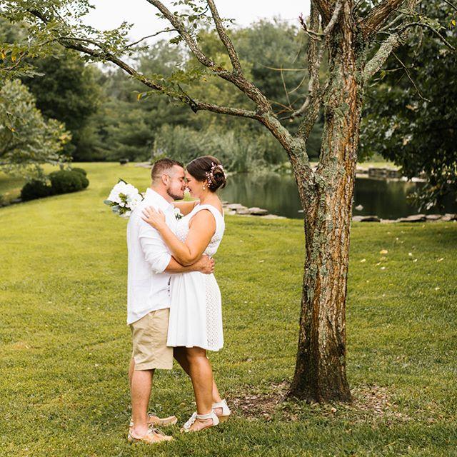 Congratulations Meghan & Jeremy!! #linvillegetsrich