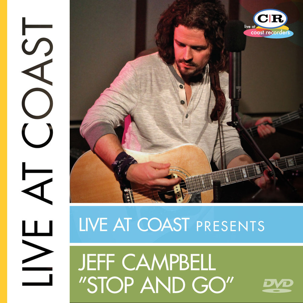 Jeff Campbell - Live At Coast Recording