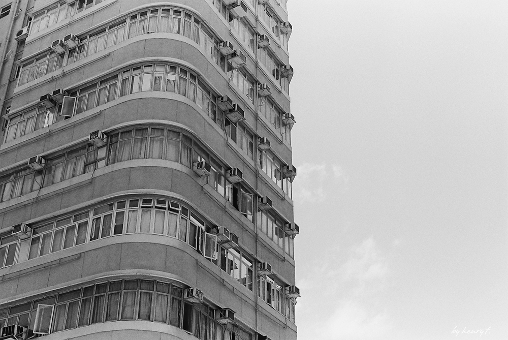 tenement buildings / Sham Shui Po
