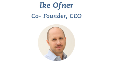 Ike, father to Beeri, serves as CEO and brings over 16 years of experience in Executive Sales and Operations to the team, working for Fortune 100 companies such as Motorola, Dell and Groupon. Beyond sales, Ike has a proven track record of leading and managing P&L centers, customer operations, planning fulfillment and distribution.
