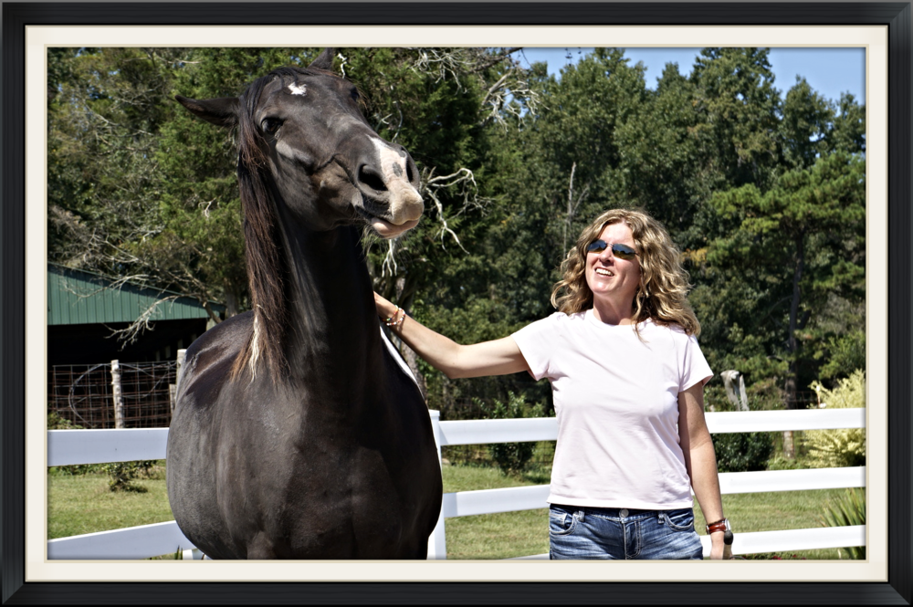 Sampson and Lisa Mettam, September WHR Clinic 2014