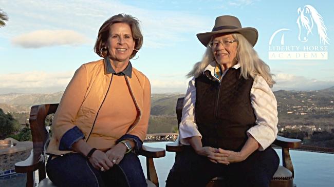 Linda Salinas & Carolyn Resnick