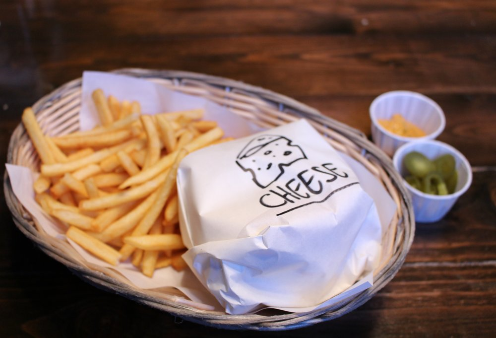 Who knew Berlin had bomb burgers?