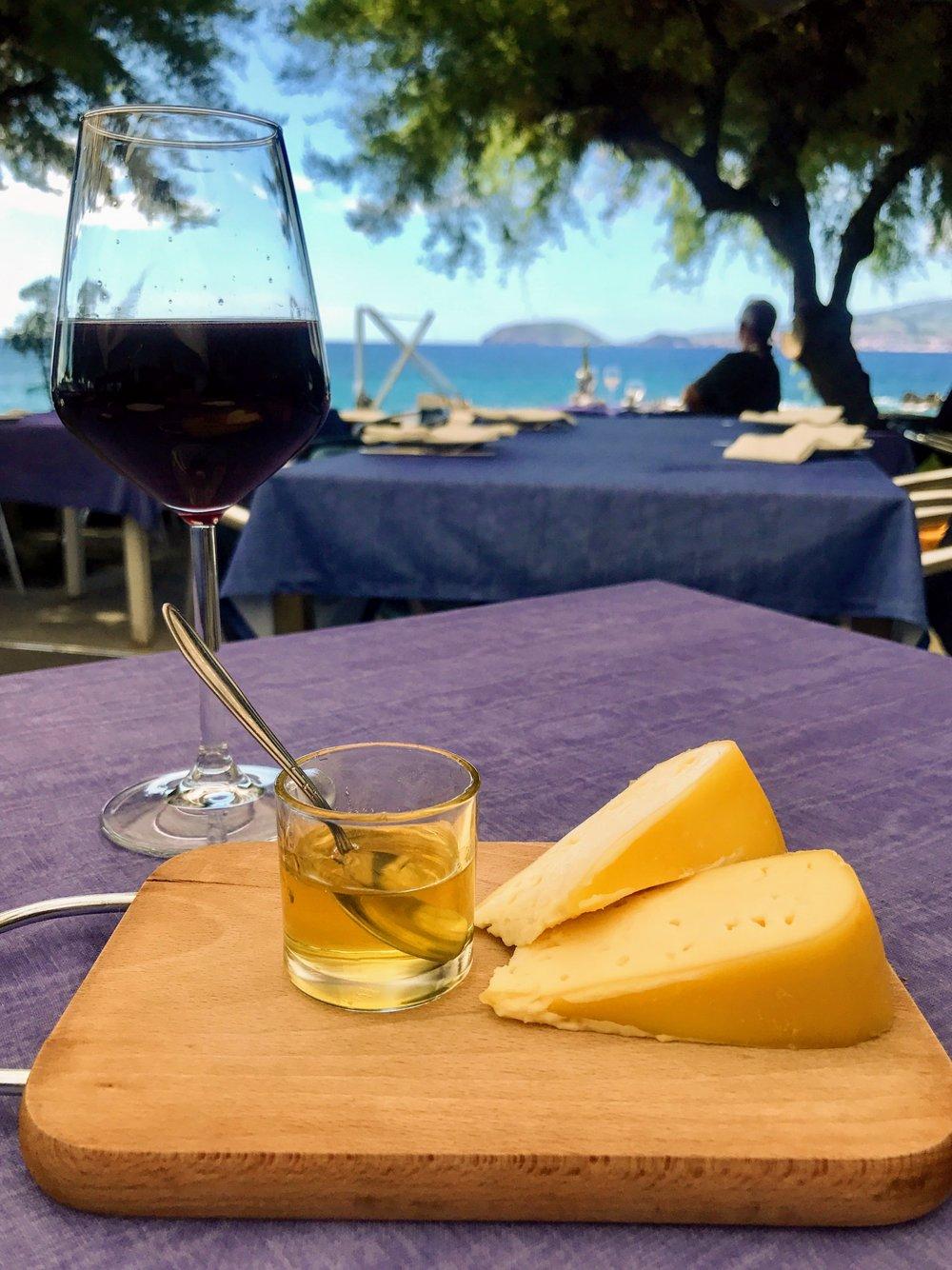 Standard Portuguese lunch. ;)