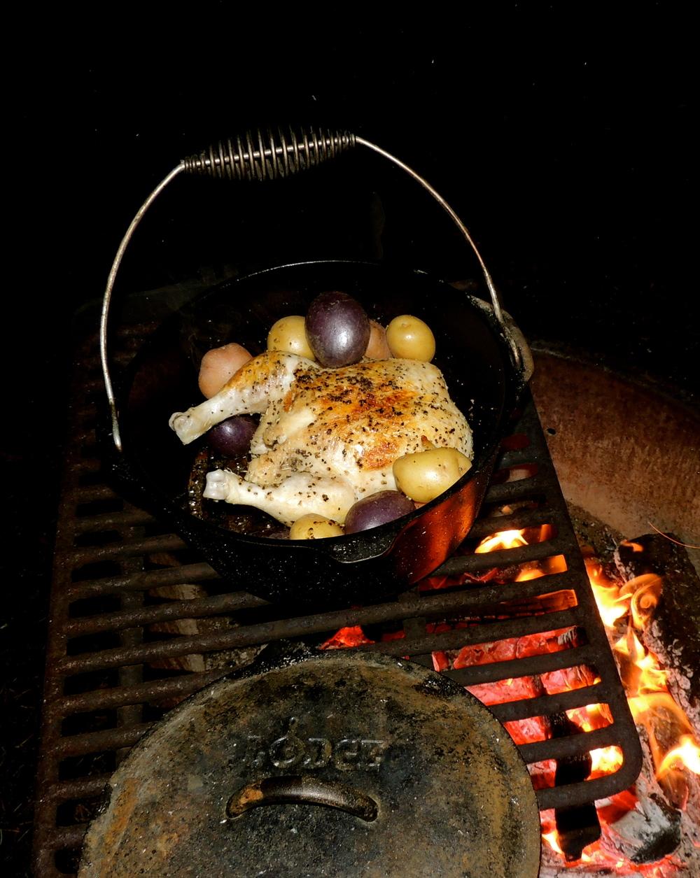 Roast chicken? Treat yo'self