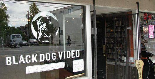 Black Dog Video (Vancouver)