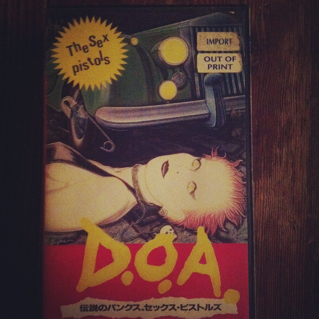 Now playing in the Cave! D.O.A.