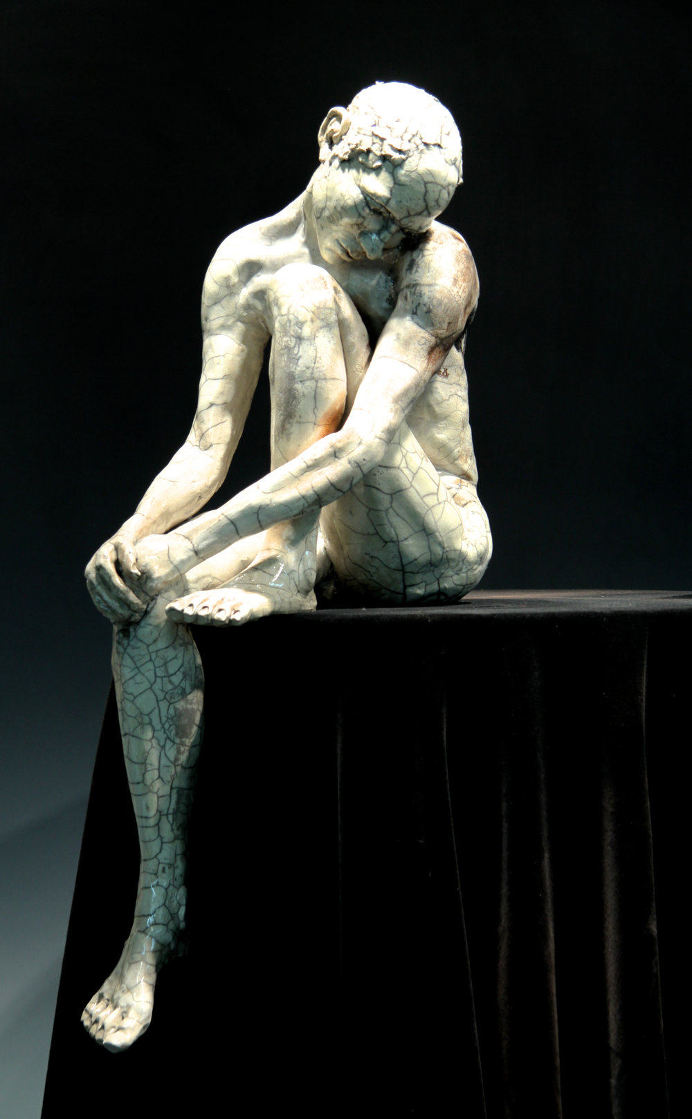 Evan Lurie Seated Man-Full-OHD- Bob Clyatt Sculpture.jpg