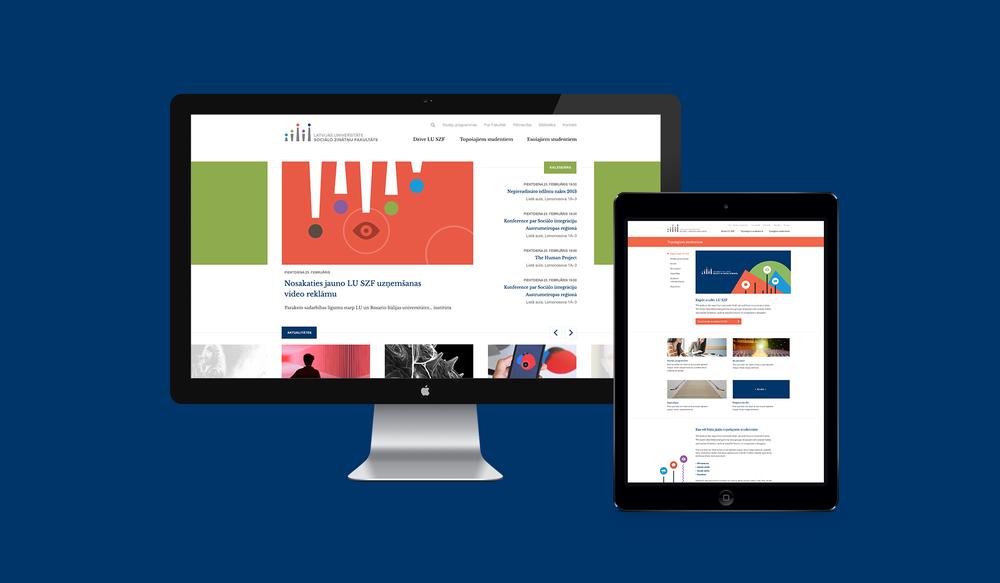 LU SZF web dizains