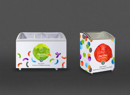 siguldas saldejuma kastes dizains