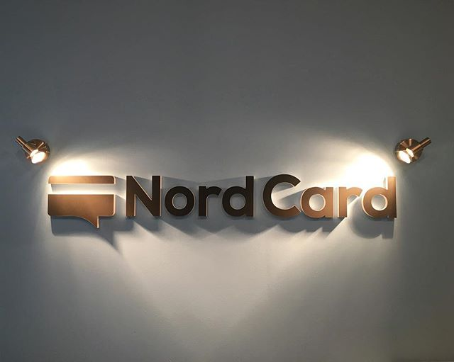 Visiting our friends @nordcard.eu