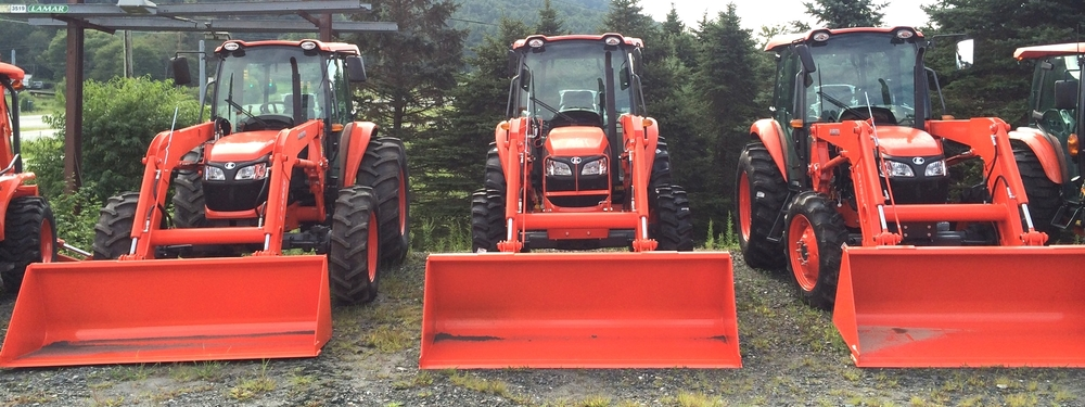 m series 46 135hp mountain kubota of boone. Black Bedroom Furniture Sets. Home Design Ideas
