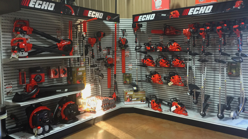 Now Carrying Echo Products!