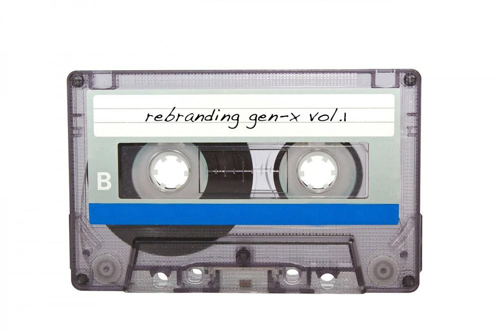 rebranding gen-x
