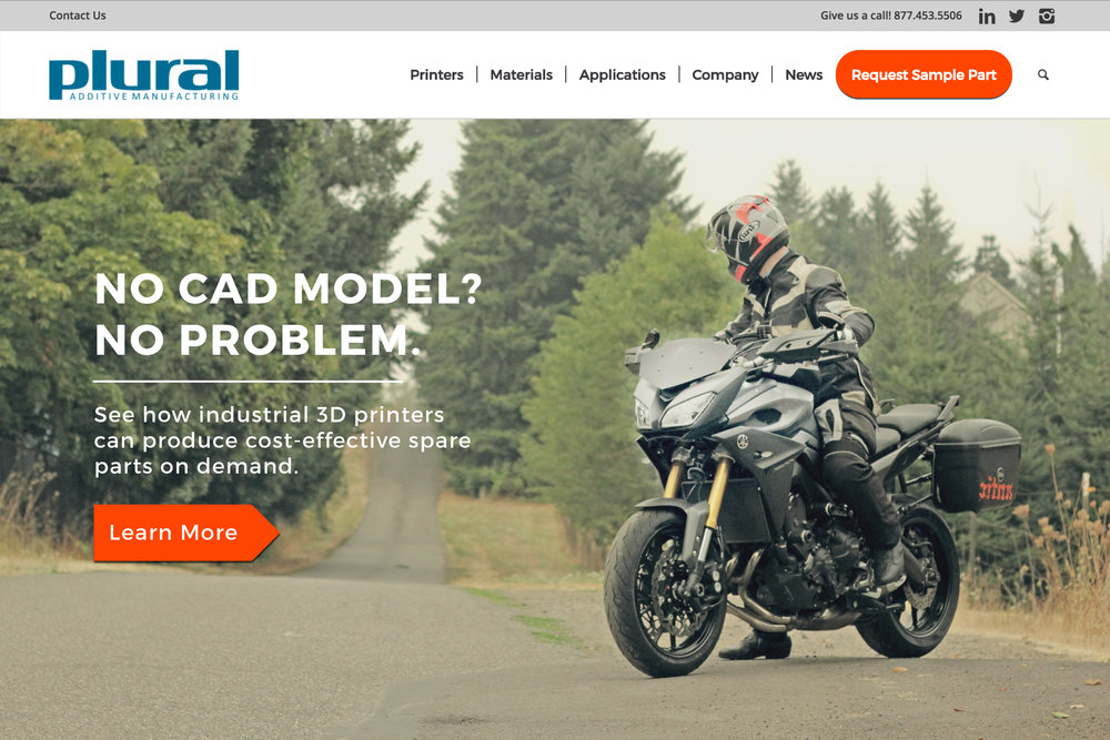 - Homepage Mockup - From Plural's