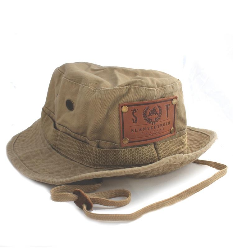 Vintage Boonie Hat   Desert khaki — S L A N T E D T R U T H 33d80ac6bc5