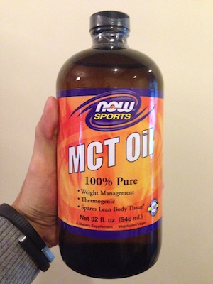 Now Foods MCT Oil