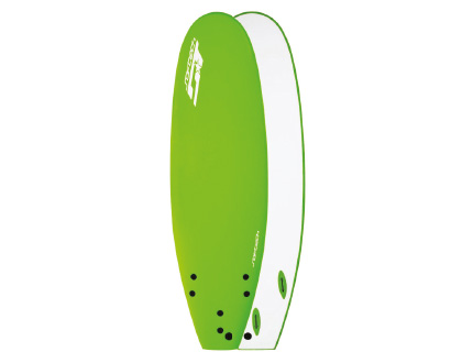 6'0 Hand Shaped Safe, soft and fun. Great beginner template and shape. LEARN MORE