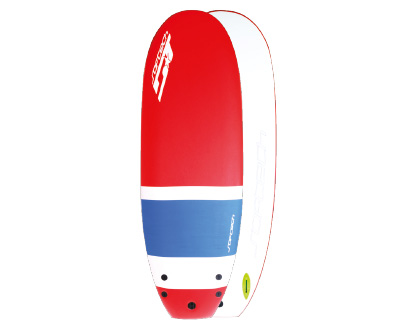 5'4 Inner City Belter Sick of the summer crowds? Surf every wave you paddle for with this Inner City Belter Funboard! LEARN MORE